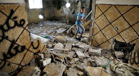 ISRAEL PREPARES TO DEMOLISH NABLUS HOMES OF SETTLER ATTACK SUSPECTS