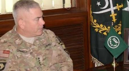 TOP US GENERAL SAYS NEW PLAN NEEDED IN AFGHANISTAN