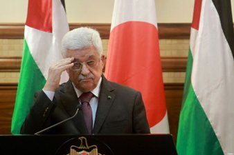 Reports: Abbas Says Would Meet with Lieberman if Latter Backs Two-State Solution