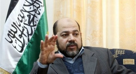 ABU MARZOUK CALLS ON LEBANON TO SUPPORT PALESTINIAN INTIFADA