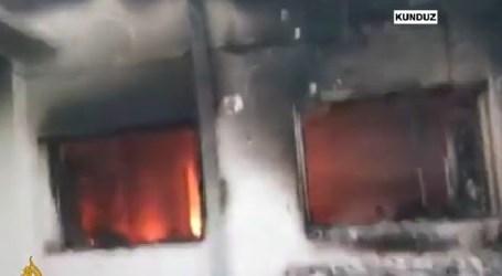 US AIR STRIKE KILLS MSF MEDICAL STAFF IN AFGHANISTAN