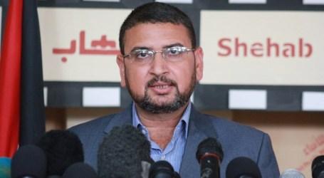 HAMAS: NETANYAHU PULLING WOOL OVER EYES OF WORLD LEADERS ON AL-AQSA