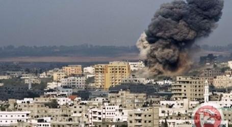 ISRAELI AIRSTRIKE KILLS PREGNANT WOMAN, BABY IN GAZA CITY