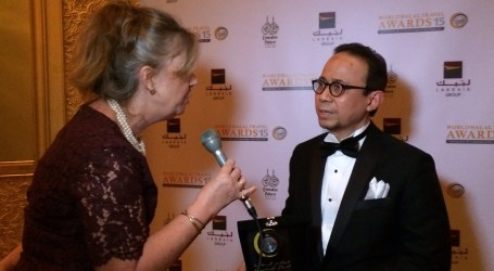 SOFYAN BETAWI'S HOTEL APPOINTED AS WORLD'S BEST ISLAMIC HOTEL