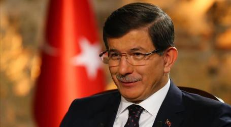 TURKISH PM: SYRIAN REGIME, DAESH, PKK MADE DEAL AGAINST OPPOSITION
