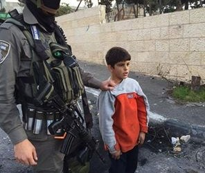 400 PALESTINIAN CHILDREN IN ISRAELI JAILS