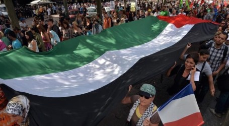 EUROPE-BASED FORUM CALLS FOR INTERNASIONAL PRO-PALESTINE EFFORTS