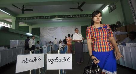US CONCERNED ABOUT MUSLIMS BARRED FROM MYANMAR ELECTIONS