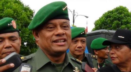 INDONESIAN MILITARY SENDS MORE SOLDIERS TO LEBANON
