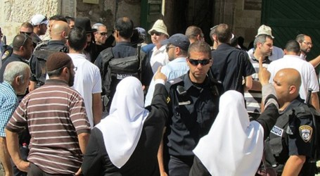 ISRAEL PROSECUTOR DEMANDS COURT TO CRIMINALIZE THAKBIR AT AQSA MOSQUE