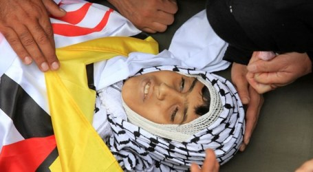 25 PALESTINIAN CHILDREN KILLED SINCE OCTOBER