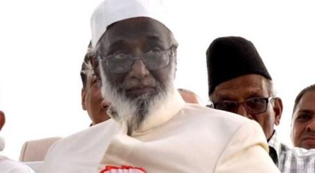 Indian Muslim Leader Abdul Rahim Qureshi Passes Away