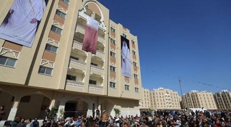 Qatar Hands Over 1.060 Housing Units To Homeless Gazans