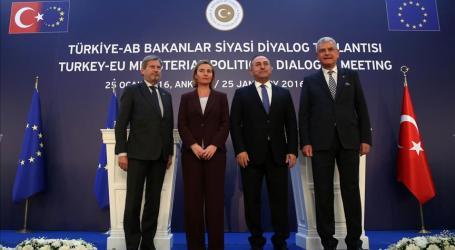 EU Wants Implementation Of Turkey Action Plan