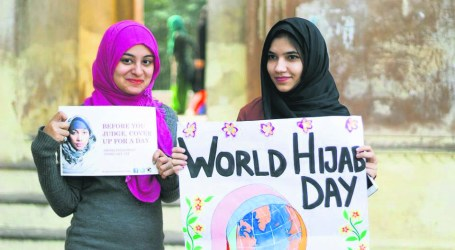 Anti-Muslim sentiment gives World Hijab Day more than just symbolic solidarity