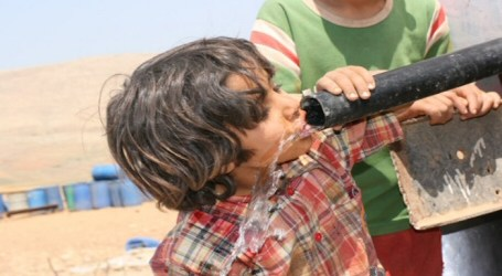Report: Palestinians' Lack of Access to Water in 2015