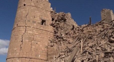 Airstrikes Destroy Archeological Monuments in Yemen