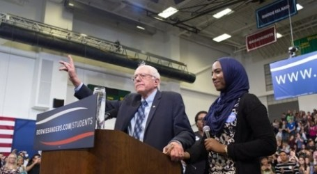 US Muslims 'Feeling The Bern' In 2016 Elections