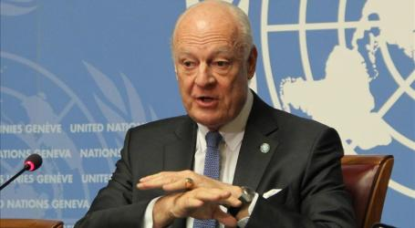 UN: Only 'Plan B' Is Return To War If Syria Talks Fail