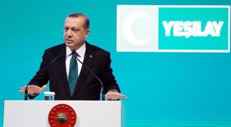 Erdogan Suggests Building Refugee City In Northern Syria