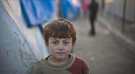 250,000 Syrian Children Living Under Siege, Report Says
