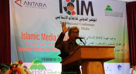 Deputy Foreign Minister Opens the International Conference of Islamic Media