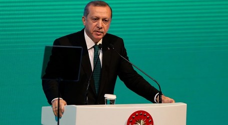 Erdogan Slams EU Visa Benchmark Change