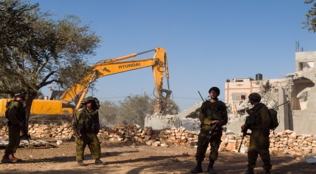 Israel to Punitively Demolish Family Home of Palestinian Attacker
