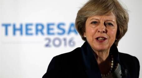 Theresa May Becomes Britain's New Leader, Appoints Boris Johnson as Foreign Secretary