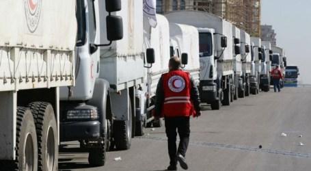 50 Turkish Aid Trucks Reach Gaza