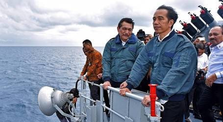 Indonesia Wants to Rename Part of South China Sea as Natuna Sea