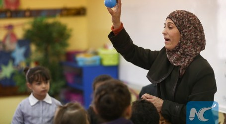Hanan Al-Hroub, World's Best Teacher from Palestine Replaces Guns with Games