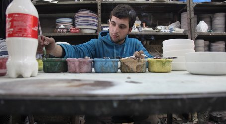 West Bank's Hebron Named World Craft City 2016