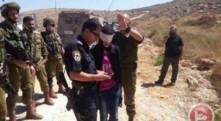 Israeli Forces Detain Palestinian Woman for Alleged Knife Possession