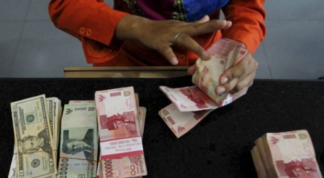 Rupiah Weakens to Rp14,867 per US Dollar on Tuesday`s Opening