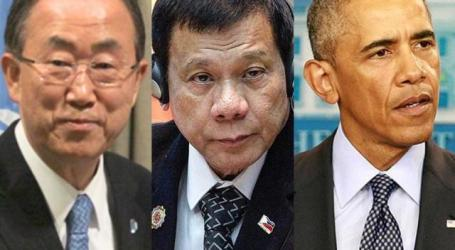 Duterte to Sit Beside Obama, UN Chief at ASEAN Gala Dinner