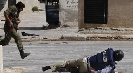 16 Palestinian Journalists Killed Since Onset of Syirian War