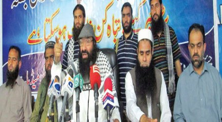United Jihad Council Wants Pakistan to 'Extend Military Support to Kashmir Militants'