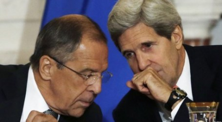 Kerry, Lavrov to Meet for Syria Talks on Saturday in Switzerland