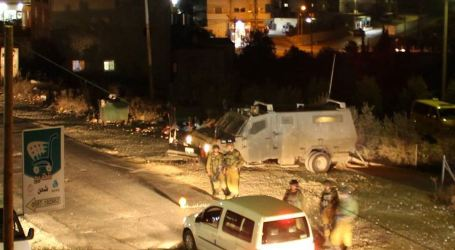 Israeli Army Steps Up Military Measures in Al-Khalil