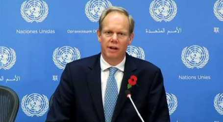 UK Envoy Says Muslim States Have Vital Anti-Terror Role