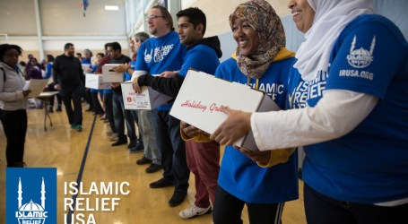 Islamic Relief USA Supports Food Insecure families in Gaza