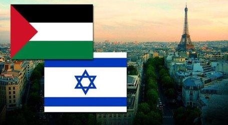 Israel Rejects French Invite to Peace Conference