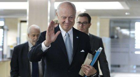Syria Talks to Convene in February in Geneva