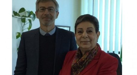 Ashrawi : International Peace Conference Must Offer Clear Objectives, Binding Timeframe