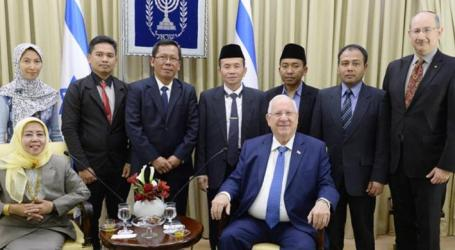 Istibsyaroh to Be Hauled Up for Calling on President of Israel