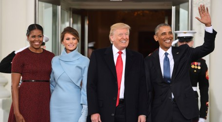 Trump Inauguration : President Vows to 'Eradicate Radical Islamic Terrorism' in First Address to Nation