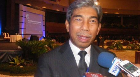 AM Fachir Leads Indonesian Delegation to Middle East Peace Conference in Paris