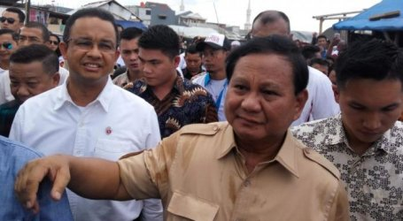 Jokowi Pick Loses Momentum as Jakarta Vote Goes to Second Round