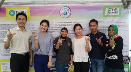 """HWPL Korea Joined in """"Peacetival"""" Makassar"""